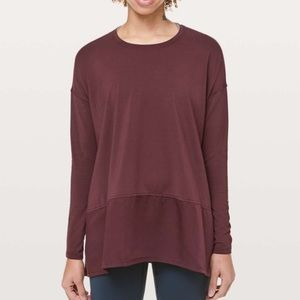 NWT ease of mind LS